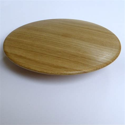 Oak Knobs by Dot Oak Wooden Lacquered Knob 190mm