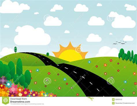 imagenes de miami de dia paisaje del d 237 a soleado ilustraci 243 n del vector