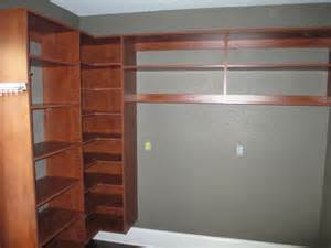 walk in closet w l shaped corner shelves in summer