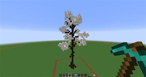 minecraft tree tutorial how to make custom trees minecraft