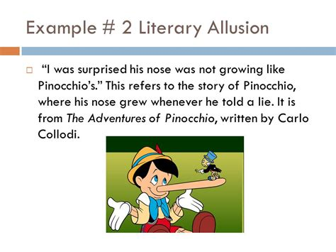 allusion notes what is an allusion ppt video online