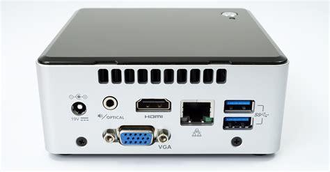 Intel Nuc Mini Pc Nuc5cpyh N3050 Set 4gb Ram 500gb Hdd New Dos bytespeed nuc 5 computer bytespeed