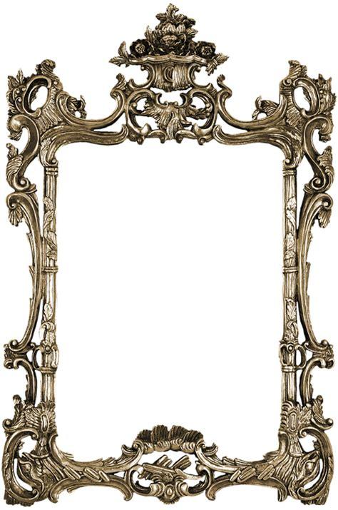 Vans Transparent Mirror Silver free illustration frame photo antique portrait free