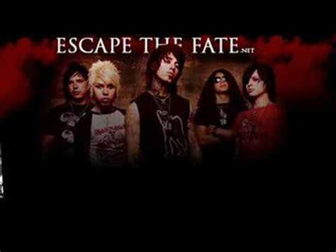 escape the fate not good enough for truth in cliche escape the fate not good enough for truth in cliche demo