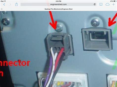 evo x touchscreen stereo wiring diagram 39 wiring