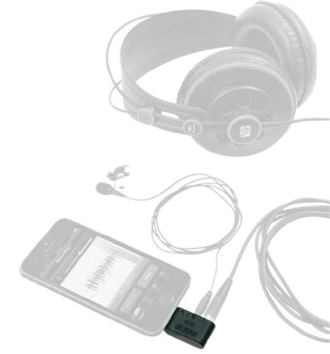 Rode Sc6 Dual Trrs Input And Headphone Output For Smartphones rode sc6 breakout box for smartphones and tablets with dual trss input and headphone output