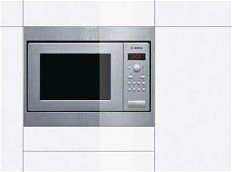 how wide is a microwave cabinet bosch hmt75m551b 800w 17l built in microwave oven for 50cm