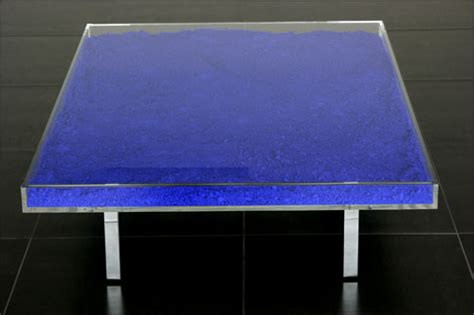 yves klein at c4 contemporary artist profile biography