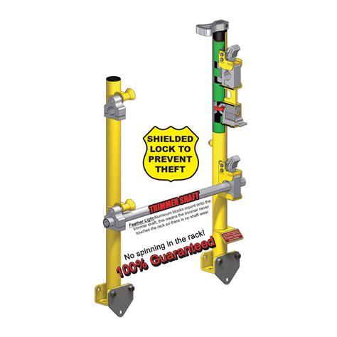 Wacker Rack by Green Touch Line Trimmer Rack 2 Position Xa102 Ebay
