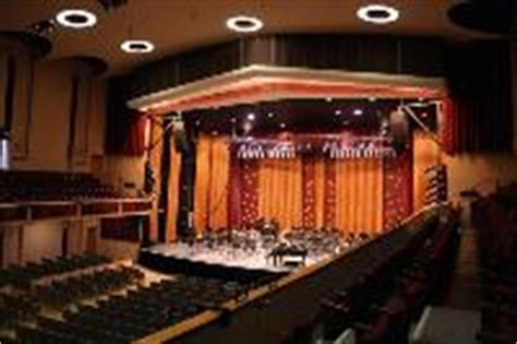 onstage direct centennial hall