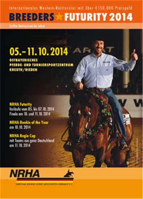 sinton texas january 10 2014 westernreiten jan niklas barre aus r 246 dinghausen feierte