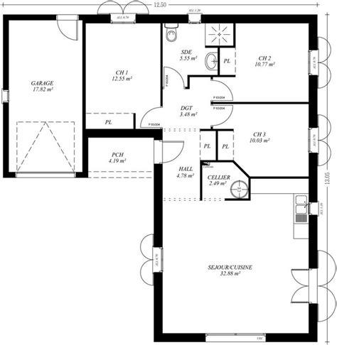 Plan Maison En Longueur 5111 by Les 217 Meilleures Images Du Tableau Plan Maison Sur