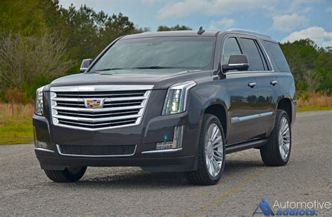 cadillac escalade 2016 in our garage 2016 cadillac escalade 4wd platinum