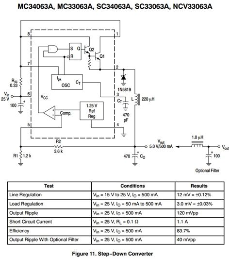 mc34063 inductor current voltage regulator trying to make a usb car charger electrical engineering stack exchange