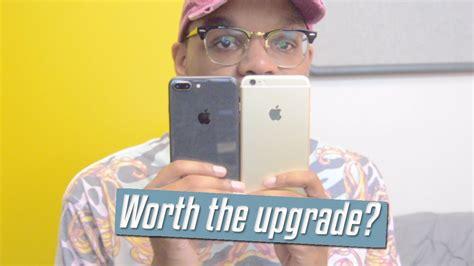 iphone 8 plus vs iphone 6 plus is it worth the upgrade
