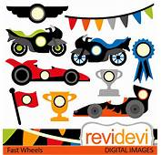 Race Car Clipart Racer  Pencil And In Color