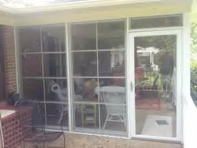 Removable Patio Enclosures by Pool Enclosures Usa Vinyl Pane Patio Windows