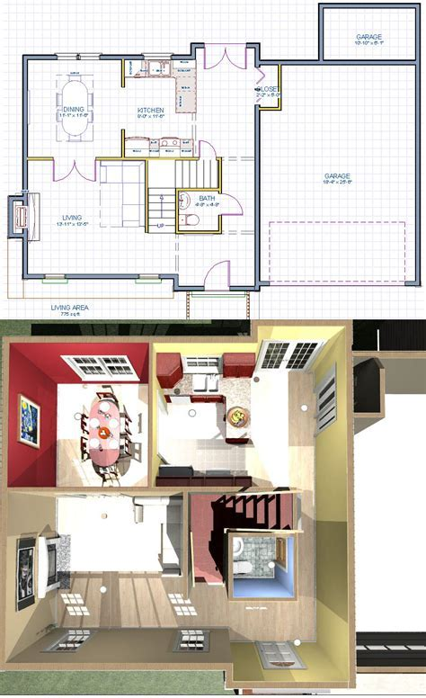 The North Carolina Colonial House Plan   Simply Additions