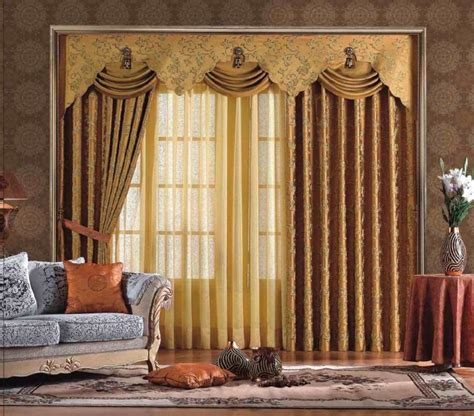 asian curtain royal curtain design with luxury interior asian style