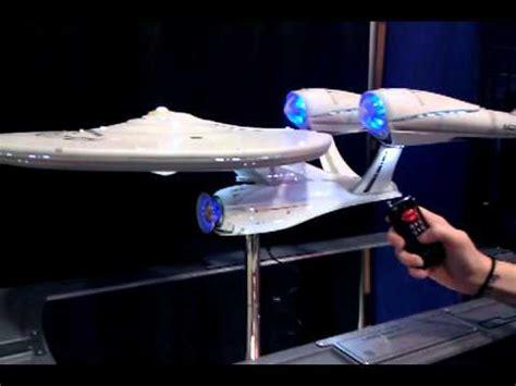 qmx j.j. abrams star trek enterprise ncc 1701 model sdcc