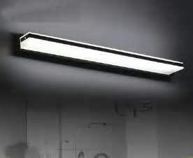 led light design led vanity lights for bathroom wall