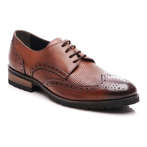 44 dress shoe patria mardini textured brogue brown 44 last grab dress shoes touch of modern