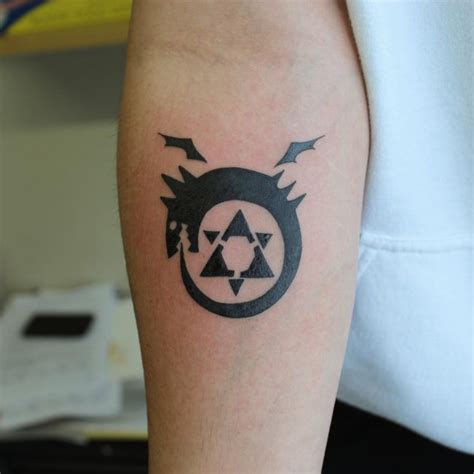 60 Mythical Ouroboros Tattoo Ideas What Goes Around Best Ouroboros Tattoos Designs Meaning