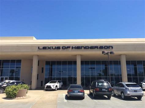 Lexus Of Henderson by Lexus Of Henderson Nv Car Dealership In Henderson Nv