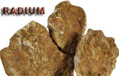 uranium state at room temperature radium thinglink