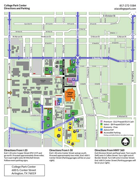 university of texas at arlington map 2017 graduations college park center the university of texas at arlington