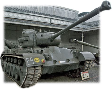 Cupola Tank Medium Heavy Tank M26 Pershing Tank Encyclopedia