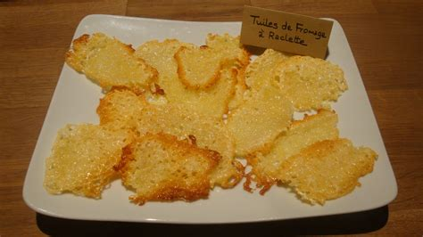 Tuiles Au Gruyere by Tuiles Au Fromage