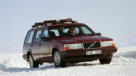 volvo history volvo  estate  wagon