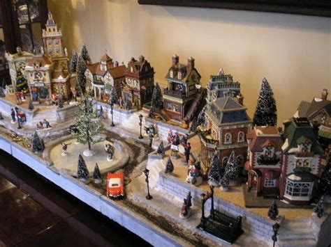 dept 56 lemax display platform christmas in the city