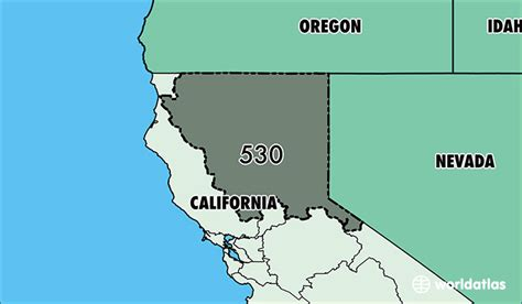 us area code california where is area code 530 map of area code 530 redding