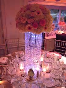 Red Chandelier Crystals Best Wedding Decorations Crystal Centerpieces For Your