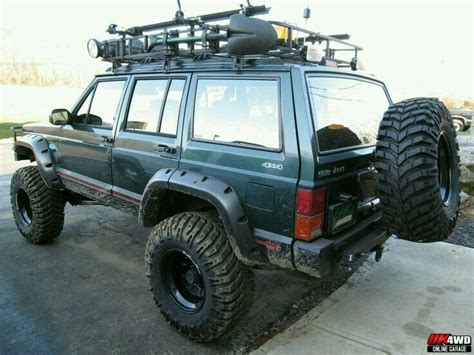Xj Jeep Parts 93 96 Xj Sport Bushwhacker Flares Jeep Xj