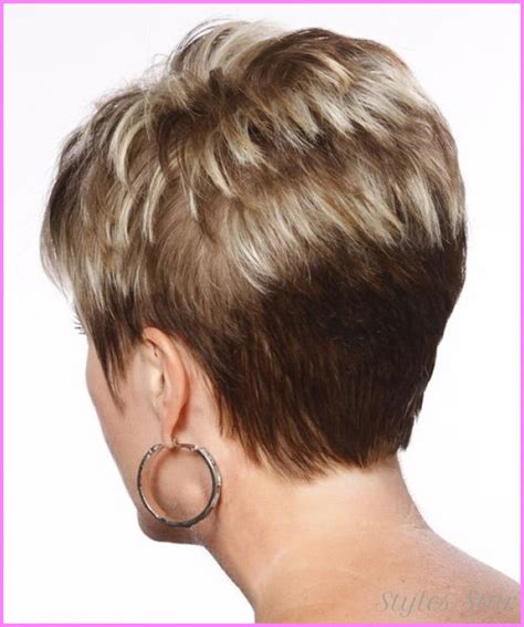 short to medium haircuts front and back stylesstar com haircut styles for short hair back and front stylesstar