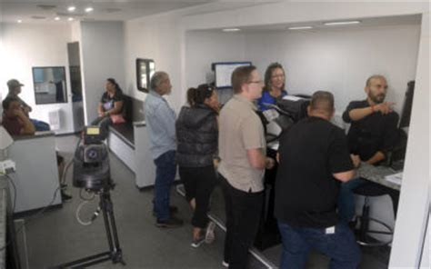 motor vehicle division albuquerque mobile mvd office ready to hit road albuquerque journal