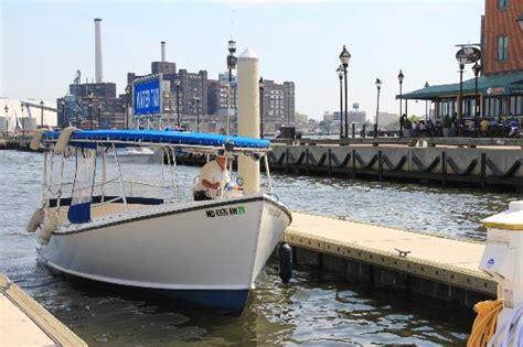 Md Kotak Asli Baltimore Water Taxi Md Review Tripadvisor