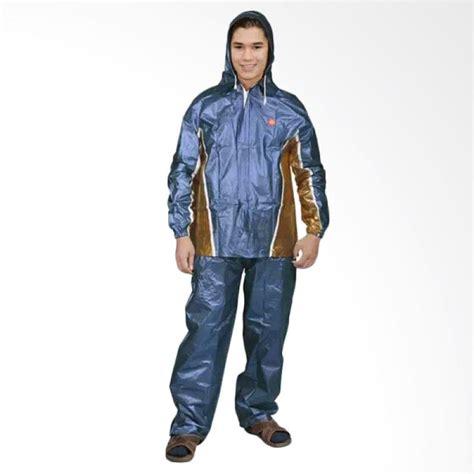 Grosir Jas Hujan Fixie Murah jual indoplast fixie jas hujan biru harga kualitas terjamin blibli