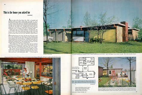 1960s better homes and garden house plans wiring diagrams