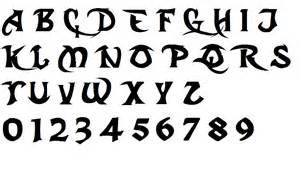 megatattoo tipos de letras