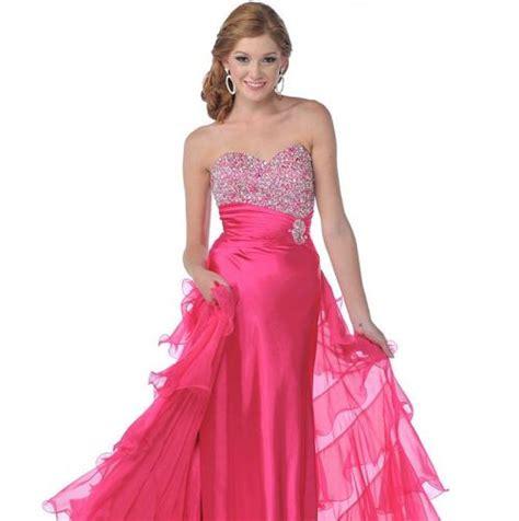 vestidos de quince con volados vestidos de fiesta quotes descubre vestidos largos para 15 a 241 os en color rosa