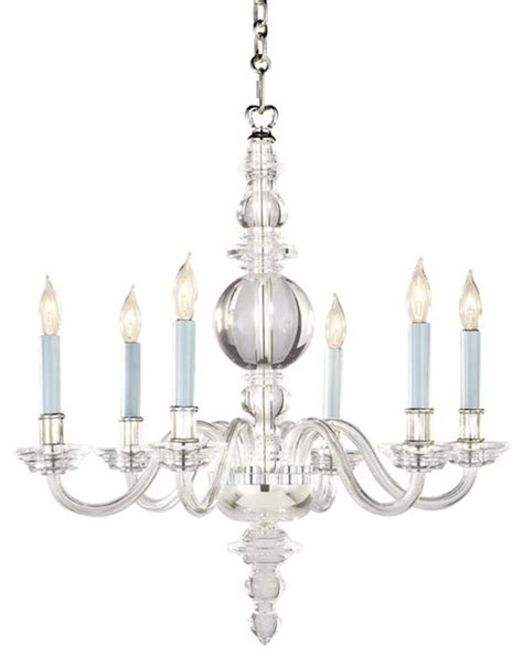 Silver Chandelier Chart House Small George Ii Chandelier In With