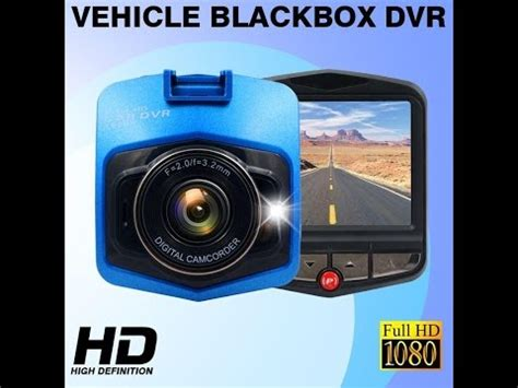 camera test vehicle blackbox dvr. full hd. (2/2) youtube