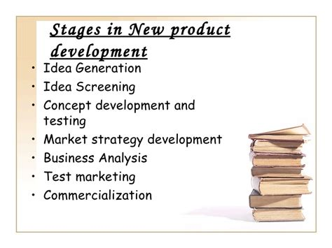 marketing the firm business development techniques office management series books new product development process