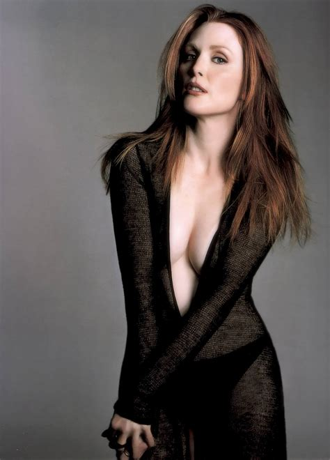 female celebrities with red pubic hair julianne moore having fun she still got it going on