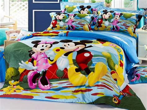 mickey toddler bedding free shipping brand minnie mouse bedding sets queen mickey