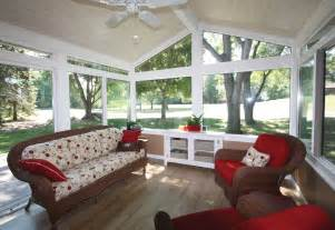 how to decorate a sunroom clearview sunroom window